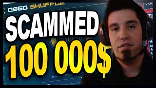 PHANTOMLORD AND CSGOSHUFFLE EXPOSED - SCAMMED 100000s OF DOLLARS