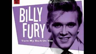BILLY FURY  Turn My Back On You
