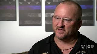 German officer to fly to Fla. and run 200 miles to help local family of fallen officers