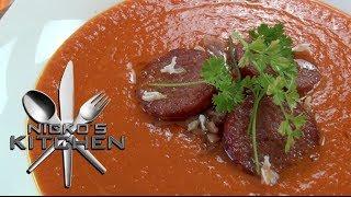 Bacon Pepperoni & Tomato Soup