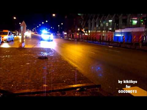Doctor's Vehicle in Copenhagen, Denmark