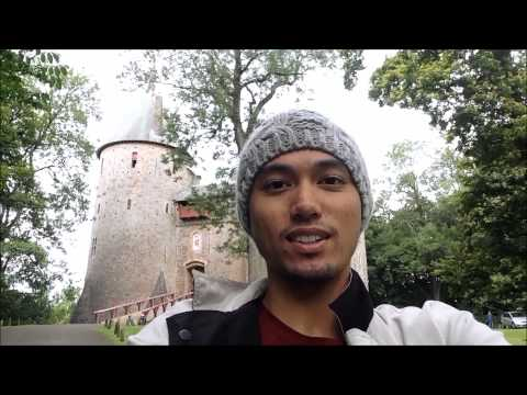 Filipino Guy Goes to Europe