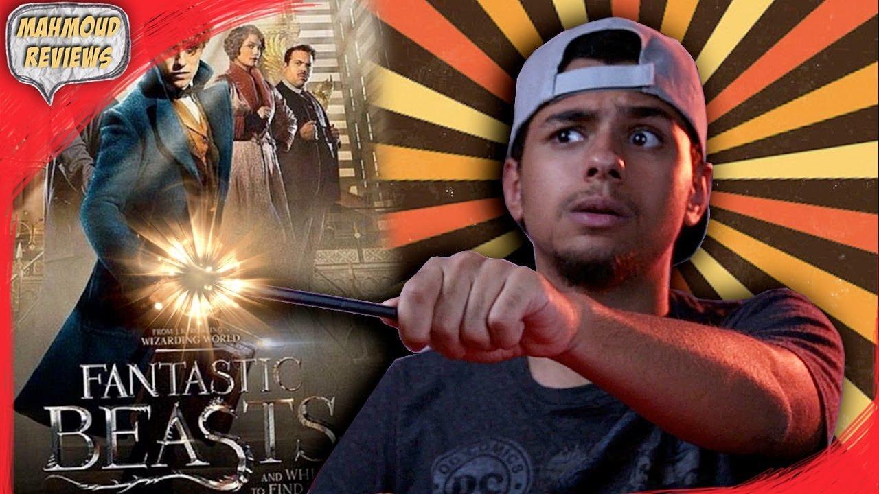 Fantastic Beasts - فيلم جديد في عالم هاري بوتر !