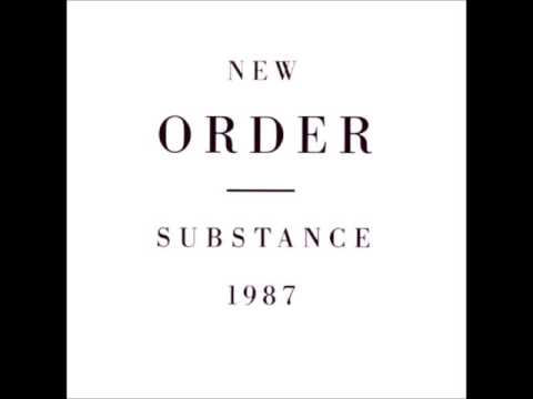 New Order Substance; 1987  Ceremony