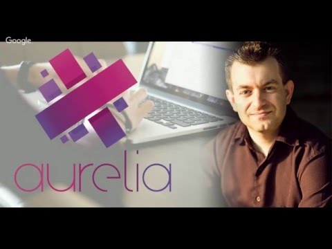 Discover Aurelia with CEO Rob Eisenberg