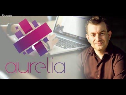 Discover Aurelia with CEO Rob Eisenberg