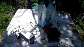 Получение водорода электролизом. (Hydrogen Electrolyser)