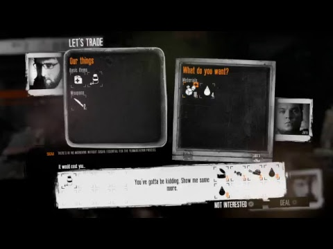 This War Of Mine Platinum Trophy Continues