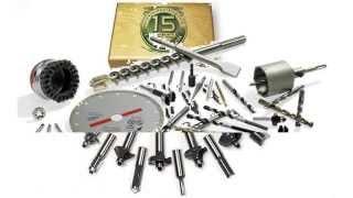 Оснастка и расходные материалы в КПД Инструмент