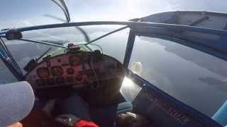 Me 'n Bark 'n The Kitfox Iv Speedster At Sequim