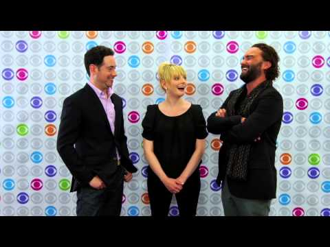 THE BIG BANG THEORY Interview: Johnny Galecki and Melissa Rauch