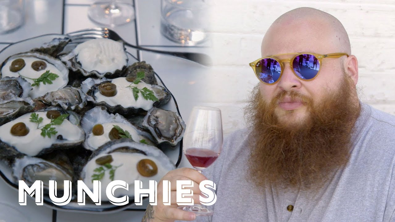 Download Action Bronson Drinks France's Top Natural Wine - From Paris with Love (Part 1)
