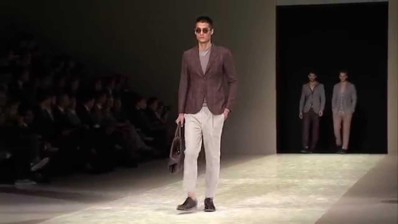 Giorgio armani 2015 spring summer menswear collection for Giorgio armani architetto