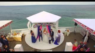 Sweet wedding Odessa April 2015