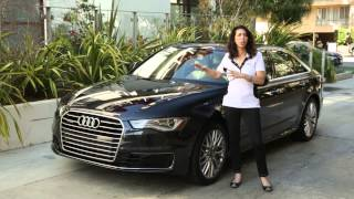 2016 Audi S6 and Audi A6 Car Review by Lauren Fix, The Car Coach