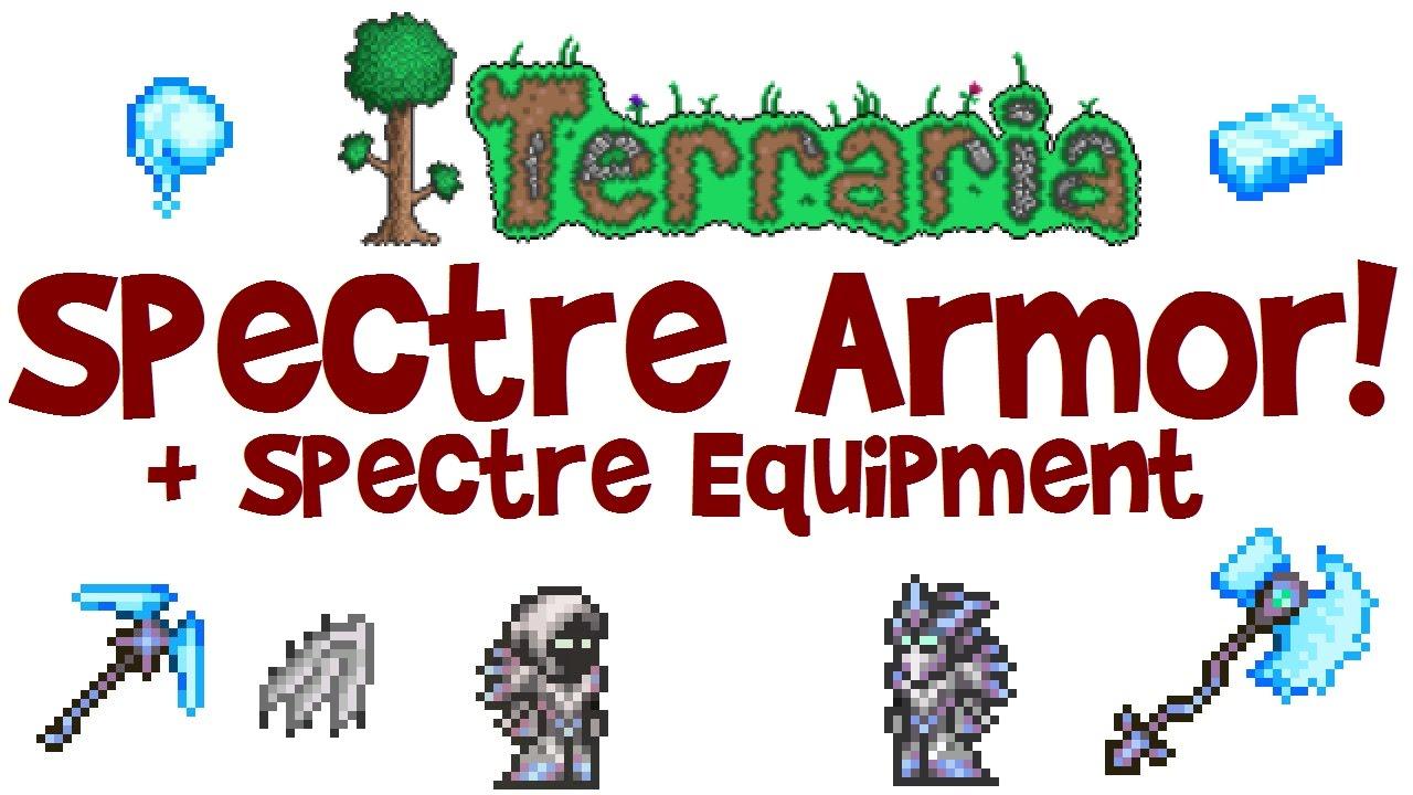 Spectral Armor Terraria