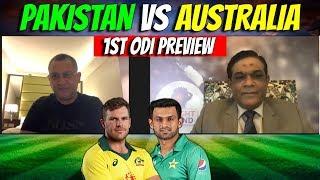 Pakistan VS Australia | 1st ODI Preview | caught Behind