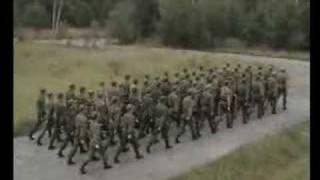 Небо славян по армейски