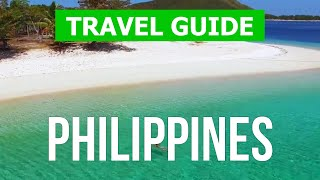 Philippines travel video | Boracay, Palawan, Bohol, Cebu, Manila | 4k drone | Philippines country