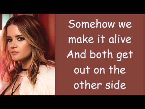 Maren Morris ~ Once (Lyrics)