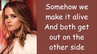 Maren Morris ~ Once (Lyrics)