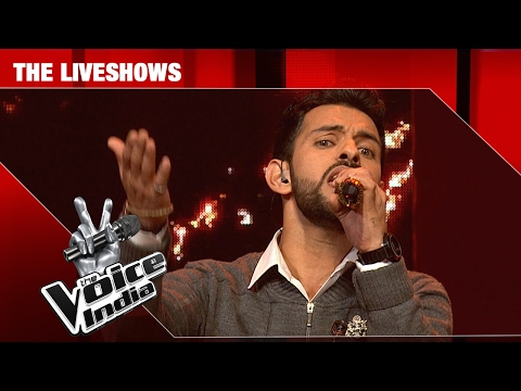 Niyam & Amit Mishra - Bulleya   The Liveshows   The Voice India 2