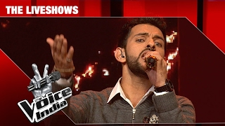 Niyam Amit Mishra Bulleya The Liveshows The Voice India