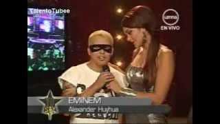 """YO SOY EMINEM  """" WITHOUT ME """" [13/07/12] (9 /10). YO SOY PERU."""