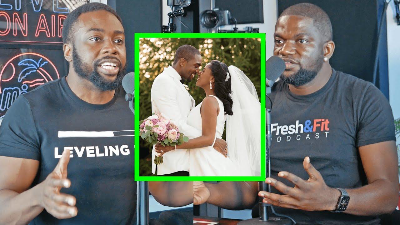The Men & Marriage Debate @FreshandFit | The Roommates Patreon Sample