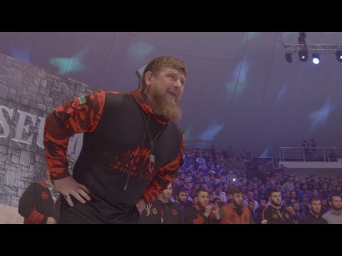 Ramzan Kadyrov-MMA Fight Club: Real Sports Trailer (HBO)