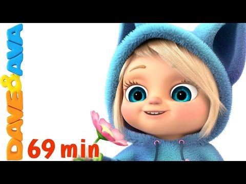 🌸 Nursery Rhymes Collection | Classic...