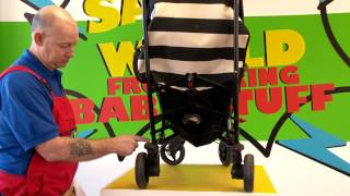 Cosatto Fix It Video Guide - Yo! Stroller: Fixing Loose Nuts and Bolts
