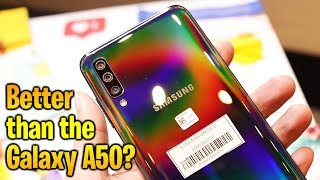 Samsung Galaxy A70 Quick Review and First Impressions
