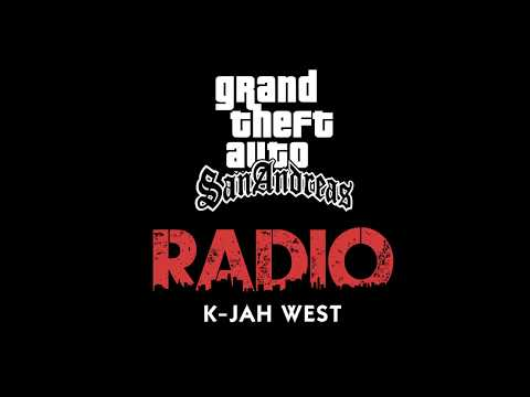Grand Theft Auto San Andreas - K-Jah West