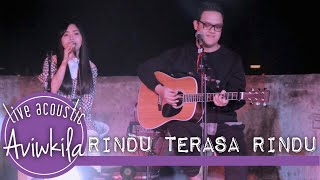 aviwkila rindu terasa rindu official lyric video