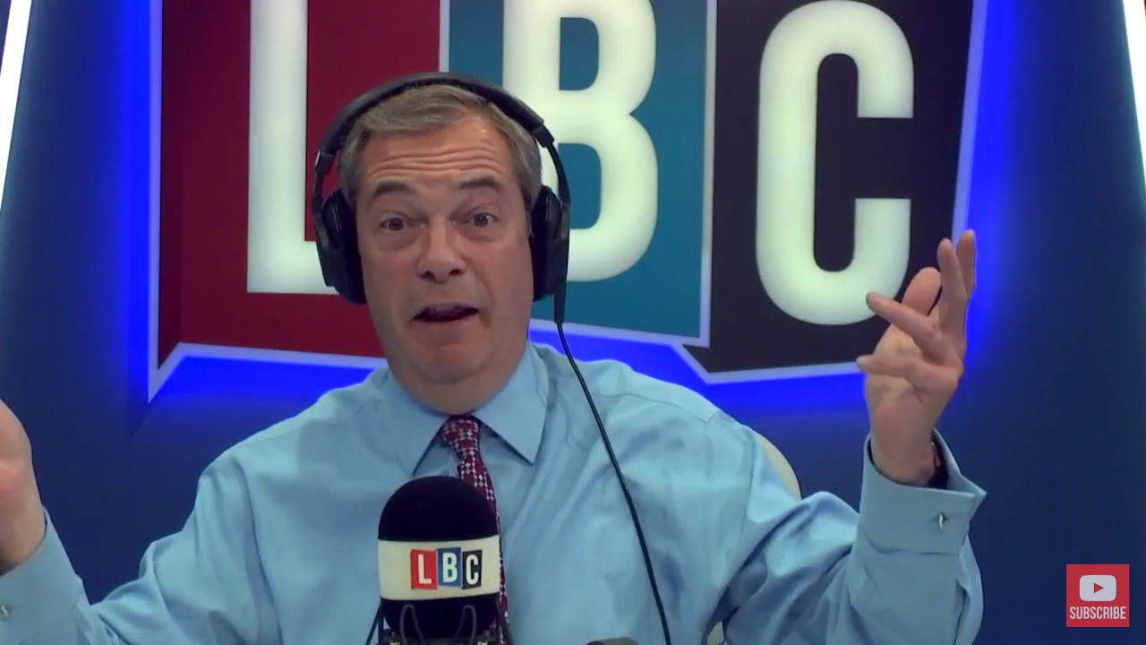 France elections 2017 live - The Nigel Farage Show French Election Aftermath Live Lbc 8th May 2017