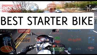 What's the best 125 starter bike?