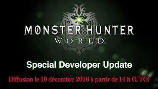 MONSTER HUNTER: WORLD — Special Developer Update