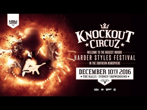 Wasted Penguinz @ Knockout Circuz 2016 | Warm-Up mix