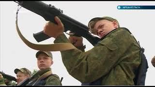 03.07.2018 Глава Архангельска посетил центр