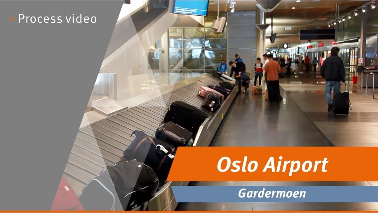 Vanderlande, Oslo Airport Gardermoen