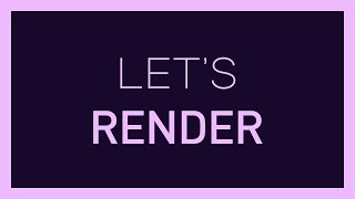 After Effects Render Settings   Fast Rendering Tips   After Effects Tutorial