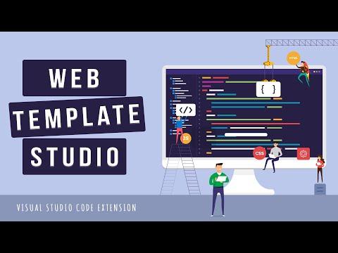 Web Template Studio Visual Studio Code Extension
