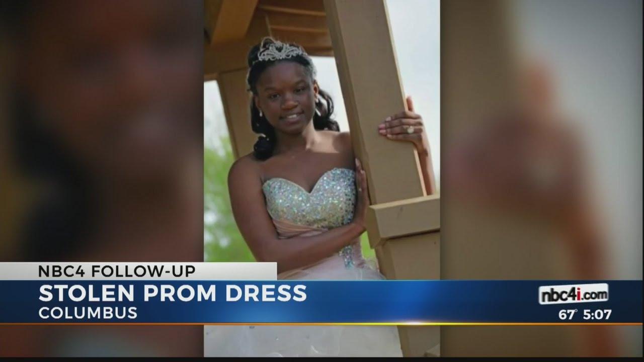Stolen prom dress - YouTube
