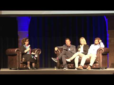 Mobile Marketing panel interview @ Mobile Convention