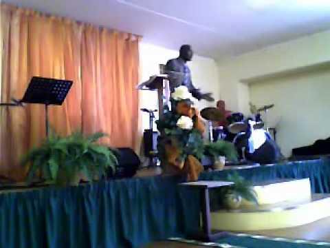 Predicazione del Fratello Jeffrey del 25/05/2011. Chiesa Effata