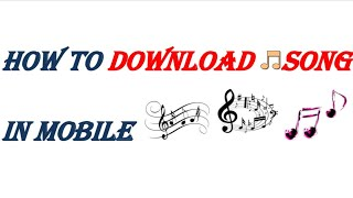 Download How To Download Mp3 Songs without any app