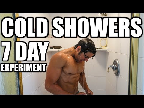 Cold Showers For 1 Week | INSANE Benefits I Experienced