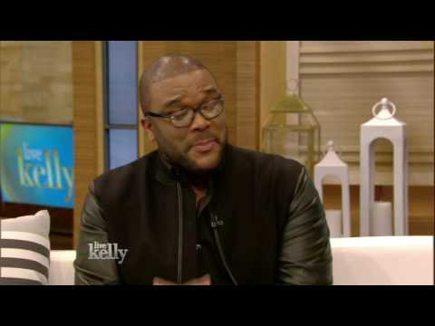 Tyler Perry's Talks About His Baby