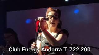Iaraké & Ginger a Energy Andorra viatge a les melodies del soul i el R&B. Traça, experiència i saber
